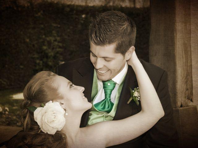 La boda de Carlos y Estela en Yunclillos, Toledo 51