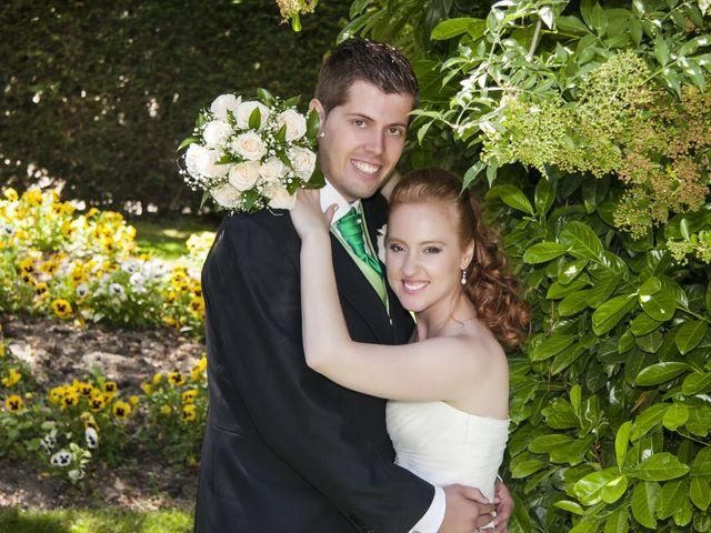 La boda de Carlos y Estela en Yunclillos, Toledo 52