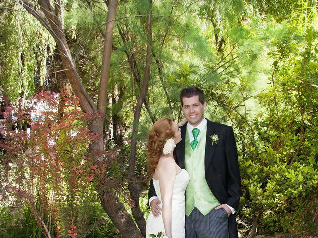 La boda de Carlos y Estela en Yunclillos, Toledo 54