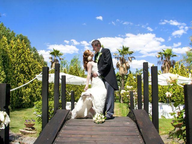 La boda de Carlos y Estela en Yunclillos, Toledo 57