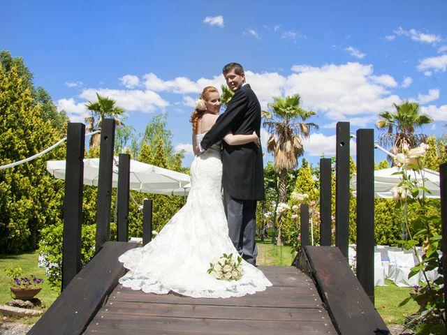 La boda de Carlos y Estela en Yunclillos, Toledo 58