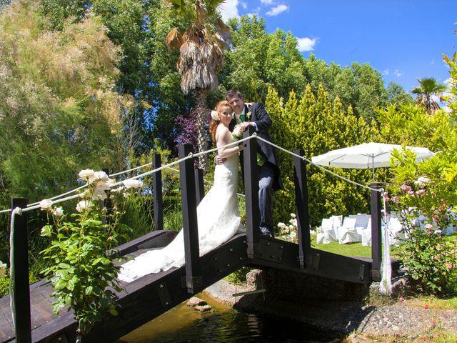 La boda de Carlos y Estela en Yunclillos, Toledo 59