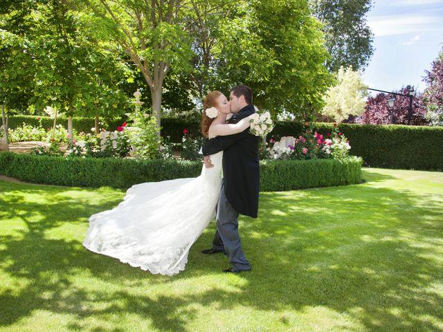 La boda de Carlos y Estela en Yunclillos, Toledo 62