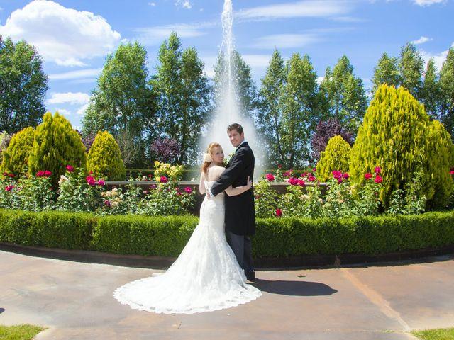 La boda de Carlos y Estela en Yunclillos, Toledo 64