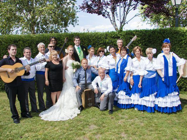 La boda de Carlos y Estela en Yunclillos, Toledo 66