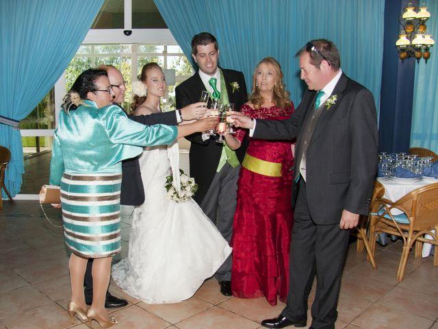 La boda de Carlos y Estela en Yunclillos, Toledo 68