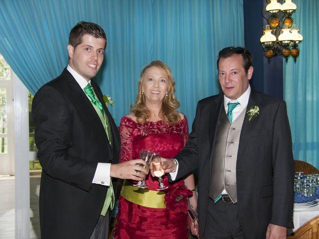 La boda de Carlos y Estela en Yunclillos, Toledo 70