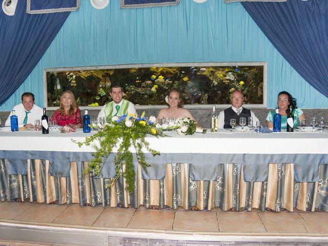 La boda de Carlos y Estela en Yunclillos, Toledo 75