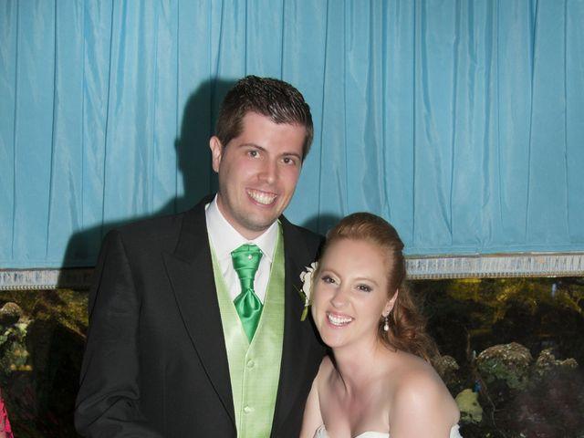 La boda de Carlos y Estela en Yunclillos, Toledo 79