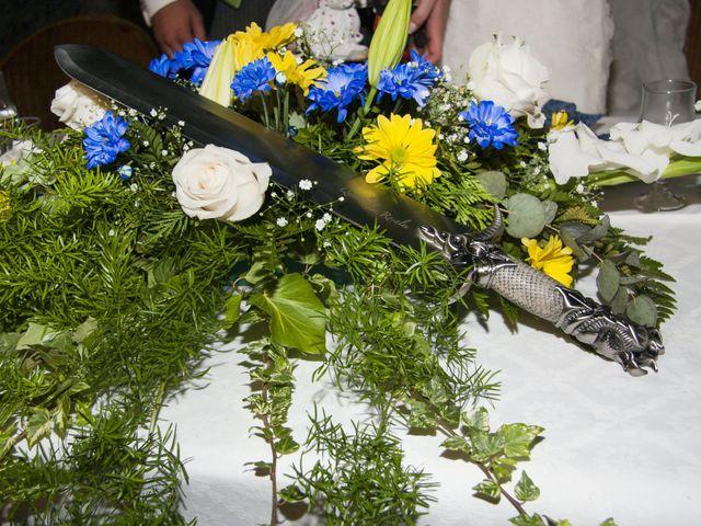 La boda de Carlos y Estela en Yunclillos, Toledo 81