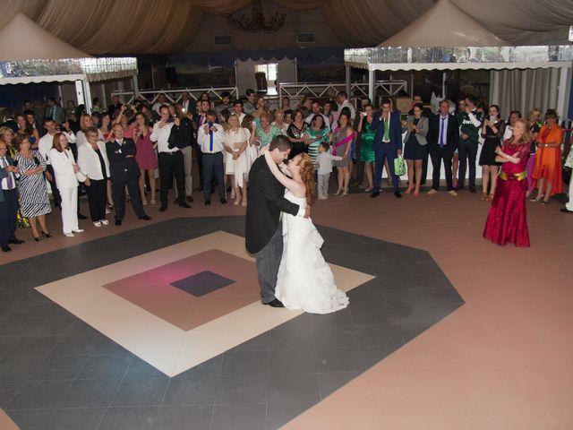 La boda de Carlos y Estela en Yunclillos, Toledo 82