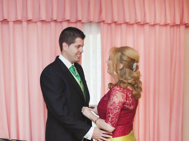 La boda de Carlos y Estela en Yunclillos, Toledo 92