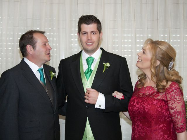 La boda de Carlos y Estela en Yunclillos, Toledo 97