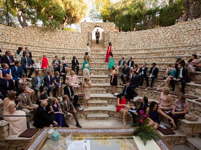 La boda de Jari y Minerva en Pueblo Acantilado, Alicante 2