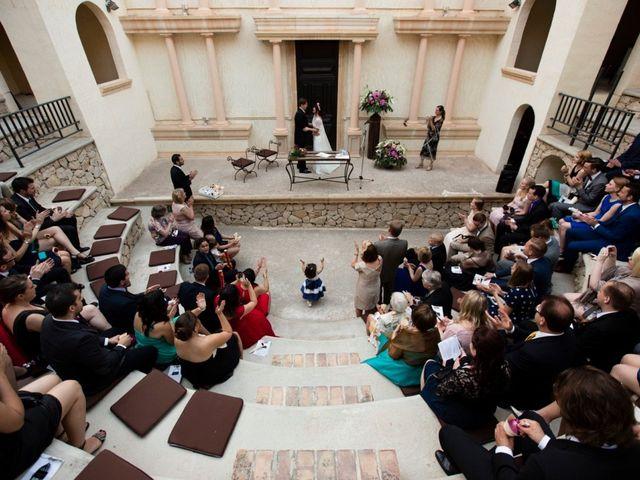 La boda de Jari y Minerva en Pueblo Acantilado, Alicante 3