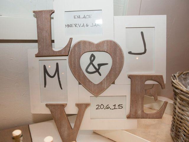 La boda de Jari y Minerva en Pueblo Acantilado, Alicante 8