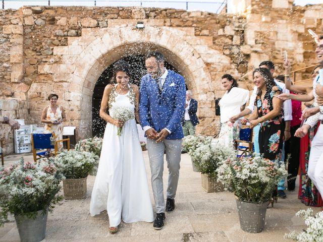 La boda de Sergio y Amanda en Fornells, Islas Baleares 1