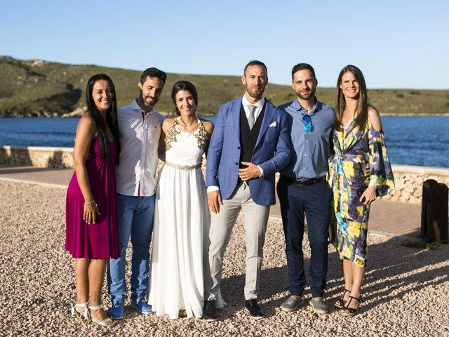 La boda de Sergio y Amanda en Fornells, Islas Baleares 2