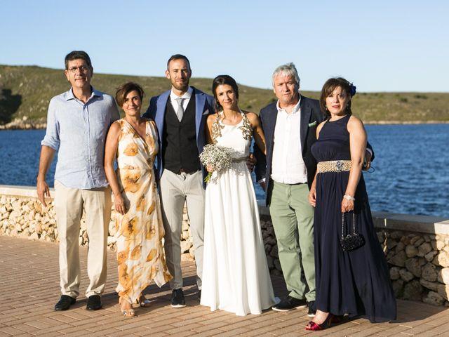 La boda de Sergio y Amanda en Fornells, Islas Baleares 6