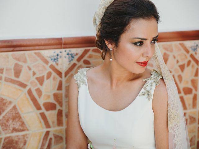 La boda de Bernardo y Mª del Mar en Alpera, Albacete 4