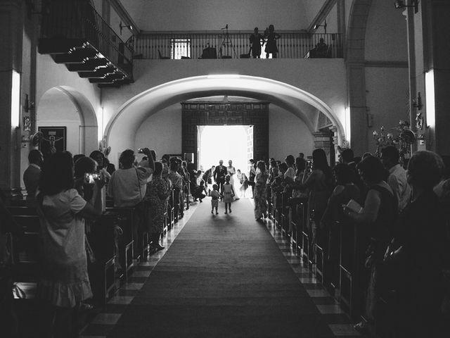 La boda de Bernardo y Mª del Mar en Alpera, Albacete 7