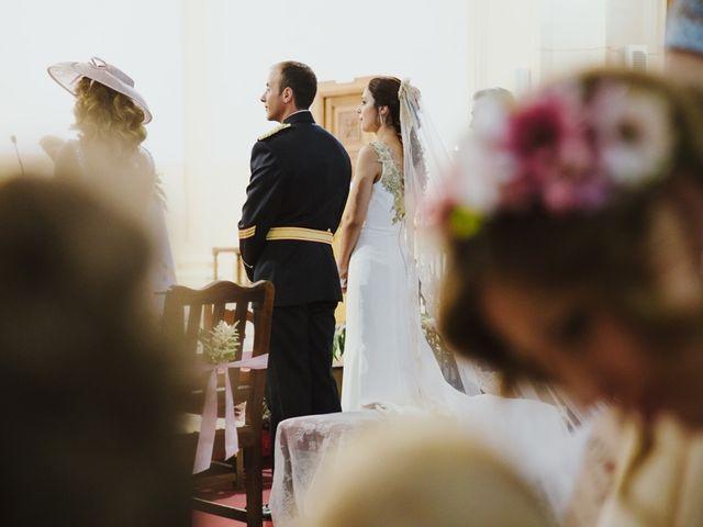 La boda de Bernardo y Mª del Mar en Alpera, Albacete 9