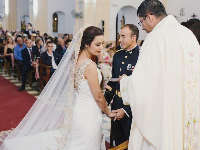 La boda de Bernardo y Mª del Mar en Alpera, Albacete 11