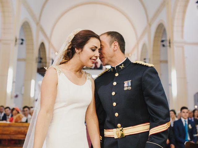 La boda de Bernardo y Mª del Mar en Alpera, Albacete 13