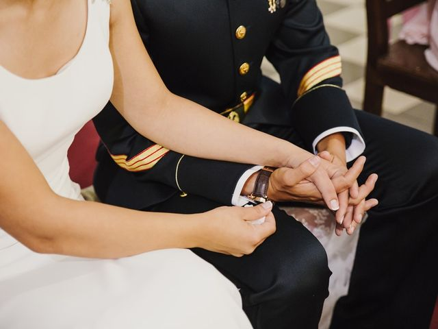 La boda de Bernardo y Mª del Mar en Alpera, Albacete 14