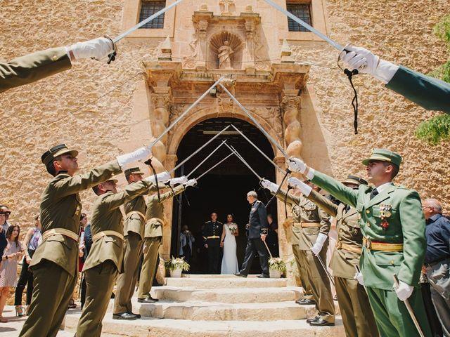 La boda de Bernardo y Mª del Mar en Alpera, Albacete 15