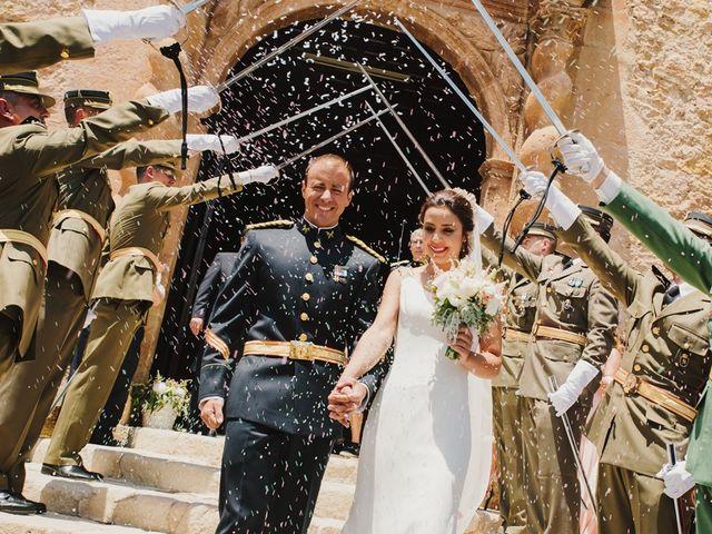 La boda de Bernardo y Mª del Mar en Alpera, Albacete 16
