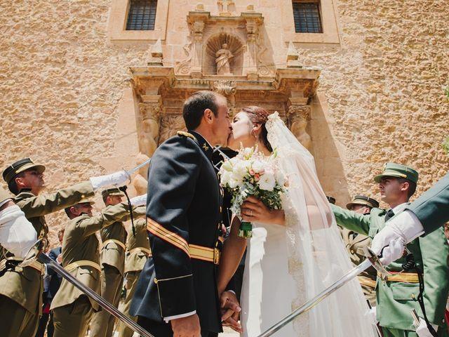La boda de Bernardo y Mª del Mar en Alpera, Albacete 17