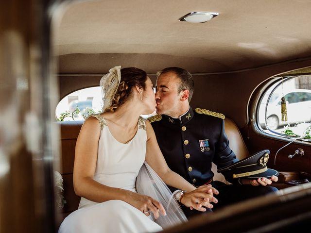 La boda de Bernardo y Mª del Mar en Alpera, Albacete 18