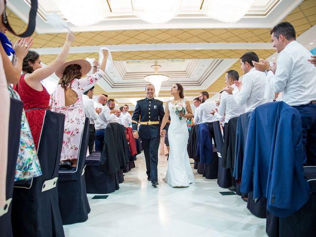 La boda de Bernardo y Mª del Mar en Alpera, Albacete 23