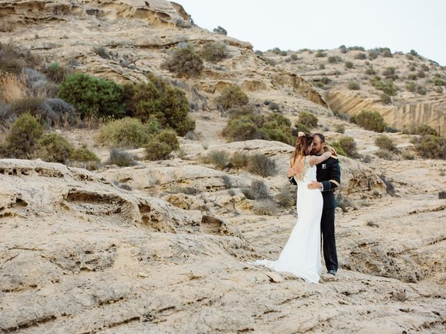 La boda de Mª del Mar y Bernardo