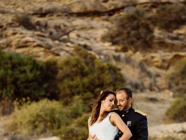 La boda de Bernardo y Mª del Mar en Alpera, Albacete 25