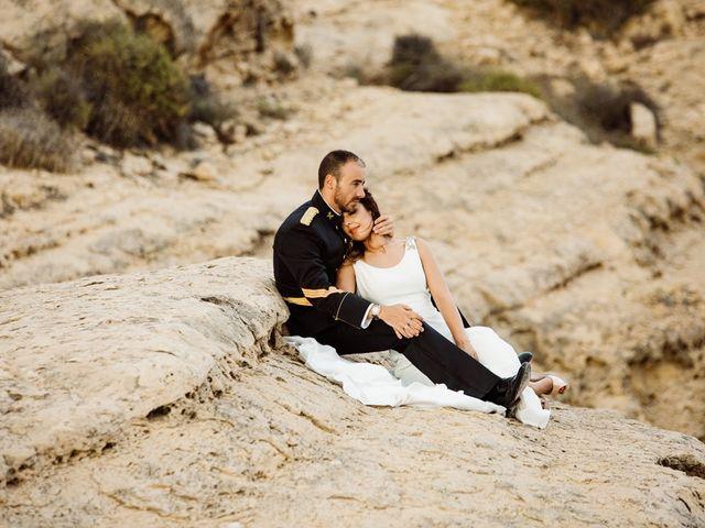 La boda de Bernardo y Mª del Mar en Alpera, Albacete 26