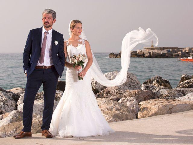 La boda de Delphine y Francisco