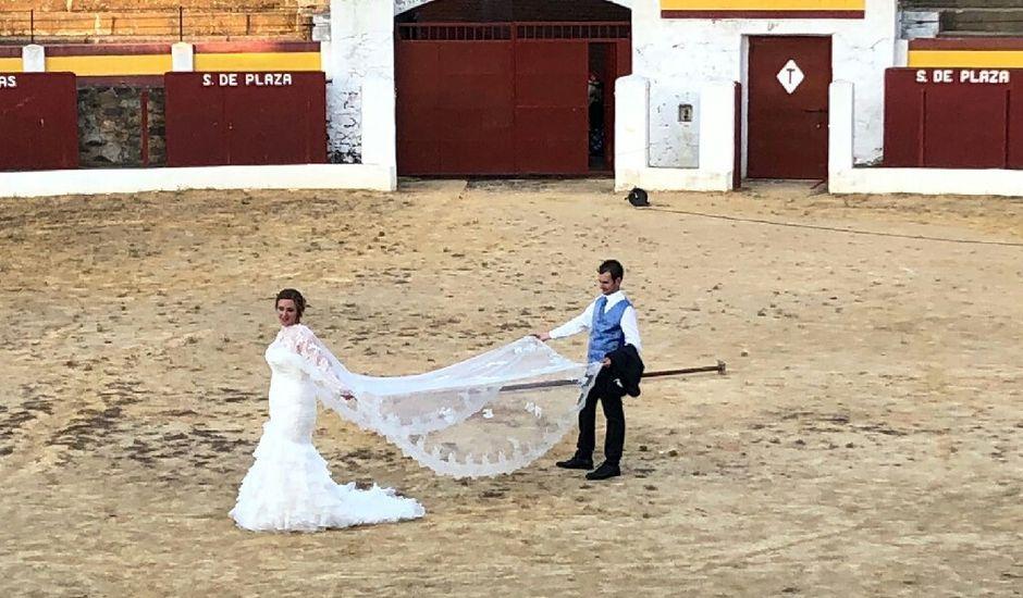 La boda de Daniel y Inma en Piedrabuena, Ciudad Real