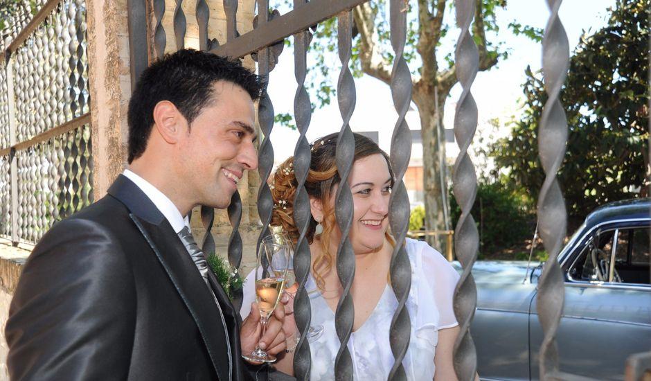 La boda de Lourdes y Ramon en Pontons, Barcelona