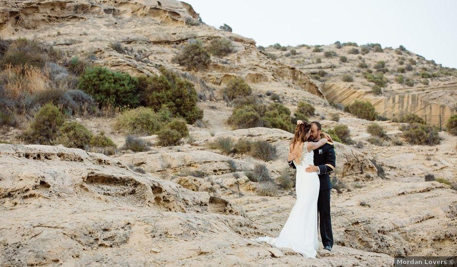 La boda de Bernardo y Mª del Mar en Alpera, Albacete