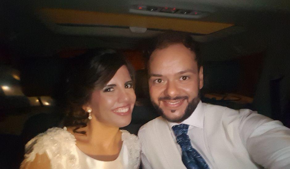 La boda de Pedro y Alicia en Jaén, Jaén