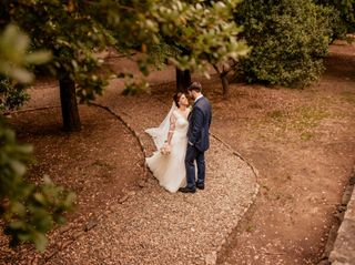 La boda de Alicia y Tomás