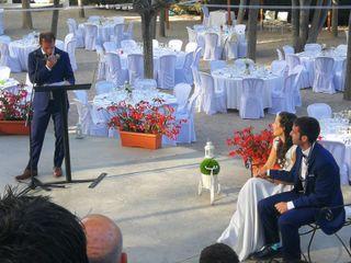La boda de Núria y Héctor