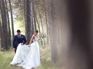 La boda de Helena y Gabriel