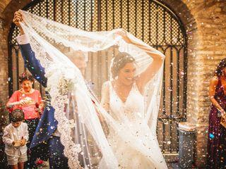 La boda de Eli y Manuel
