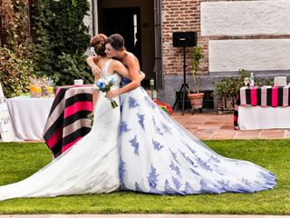 La boda de Ana y Silvia