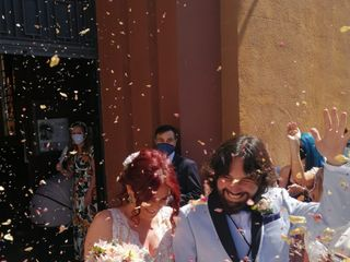 La boda de Paula y Germán 2
