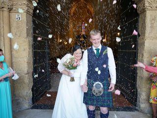 La boda de Pili y Chris