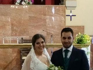La boda de Maribel  y Mario  1